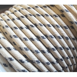 Wire - Cloth Covered 14g (5')