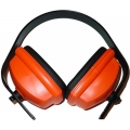 "Hearing Protection - Orange ""Headphone"" Style"