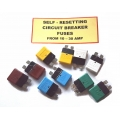 Fuses - Automatic Reset Circuit Breaker ATC 10 pc